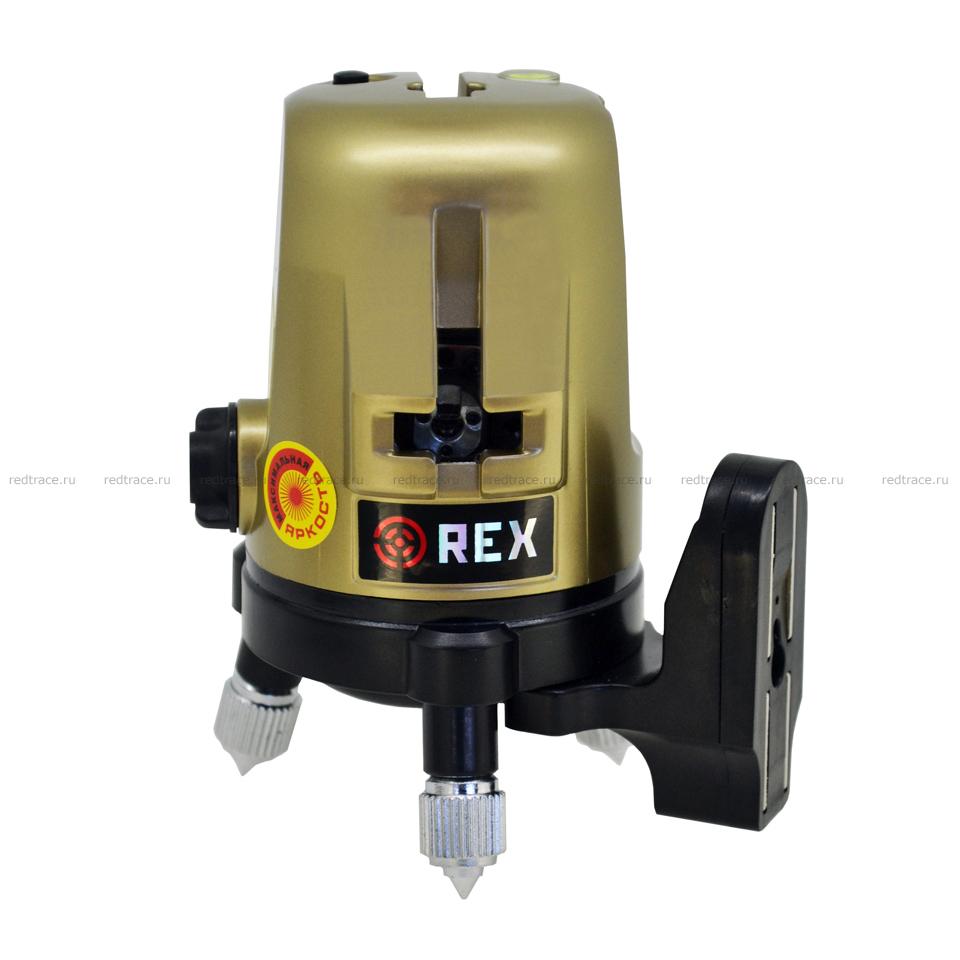 Нивелир лазерный REDTRACE REX 2.0